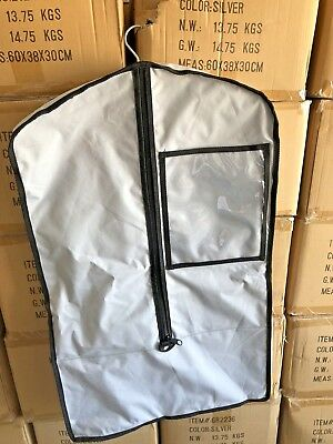 1000 Heavy Duty Industrial Garment Bags Wholesale
