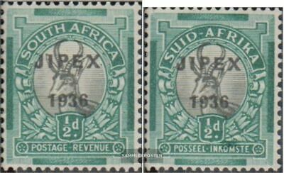 South Africa 103-104 (complete.issue.) unmounted mint / never hinged 1936 Philat