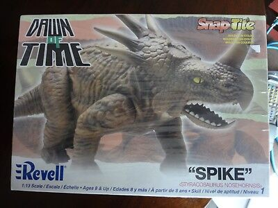 """Brand New Still Sealed-Revell 1:13 Scale Dawn of Time Snap-Tite """"SPIKE"""" Model"""