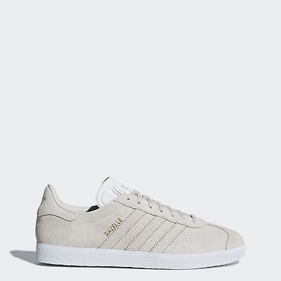 sports shoes 8a9df 62797 adidas Gazelle Shoes Mens Color Grey  Grey  Gold Metallic Size US 9