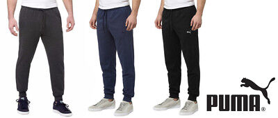 NWT Puma Men's French Terry Jogger Drawstring Sweatpant Variety Colors / Sizes