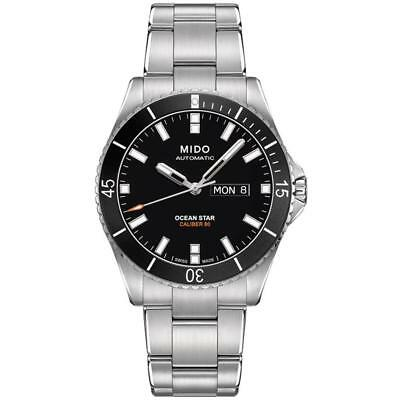 Mido Men's Ocean Star Captain 42.5Mm Automatic Analog Watch M026.430.11.051.00