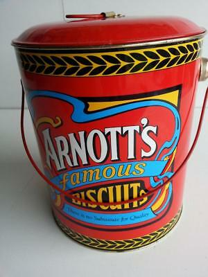 Arnotts Billy Can – 450g Biscuit Tin c.1995