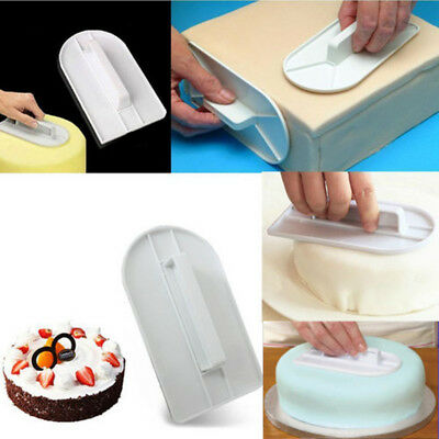 Fondant Pastry Kitchen Accessories Cake Smoother Cake Decorating Cakes Tool