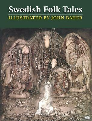 Swedish Folk Tales, Fairy Tales & Folklore - European,Children: Grades 2-3,Juven