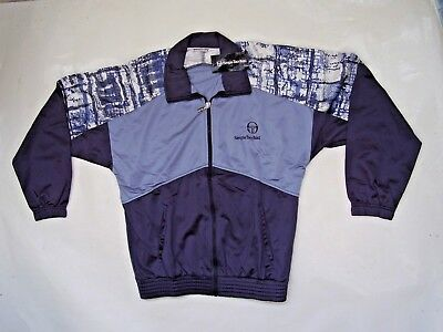 New!! Mens Sergio Tacchini Tracksuit (Jacket & Pants) Size Eur 48 (Small)