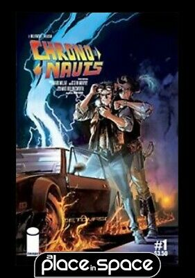Chrononauts Vol 01 Duk-Z Box Ex Var - Softcover