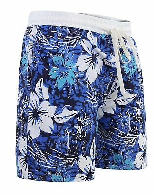 47ba19a00f02af BOXER MARE UOMO GIROGAMA Costume Shorts Hawaiano Pantaloncino 5381IT ...