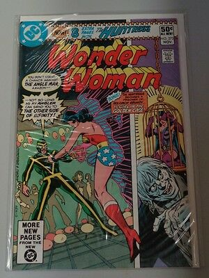 Wonder Woman #273 Dc Comics November 1980