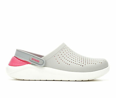 c618fc09d67 NEW Crocs Lite Ride Relaxed Fit Clog Shoes Sandals Pearl White White  204592-115