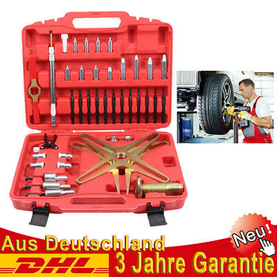 38PC UNIVERSAL SAC SELF ADJUSTING CLUTCH ALIGNMENT SETTING TOOL Werkzeug KIT DE