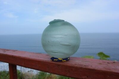 Japanese Fishing Glass Float Marked #181-A
