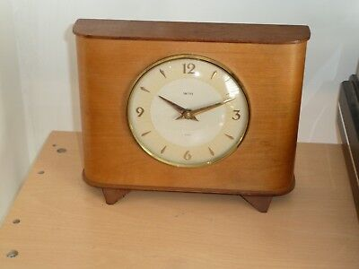Smiths 1950's Timesaving clock to restore or for spares
