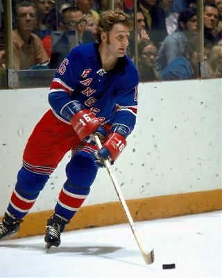 Rod Seiling New York Rangers 8x10 Photo