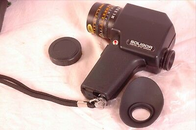 Soligor spot meter vgc with box & strap  for 35mm digital readout