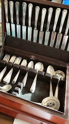 Towle Sterling silver Louis XIV 60 PCS flatware set