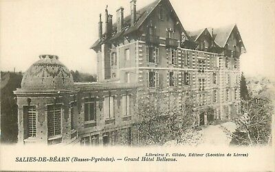 64 salies de bearn grand hotel bellevue