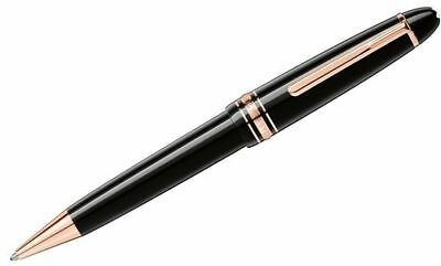 Montblanc 112673 Red Gold-Coated LeGrand Ballpoint Pen