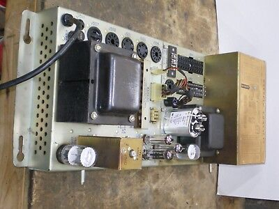 Seeburg Tsu7 Tormat Select Receiver Unit 222 Aq Ay Ds Restored Working Stepper