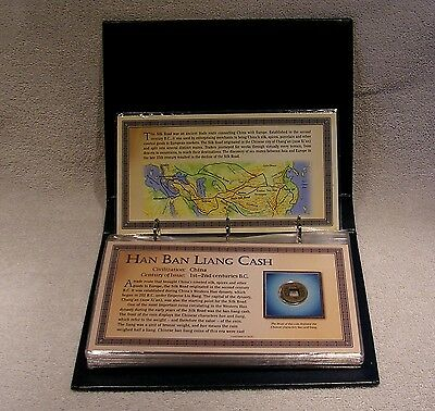 Ancient Coinage of the Silk Road  Commemorative Coin Collection 2nd-13th Century