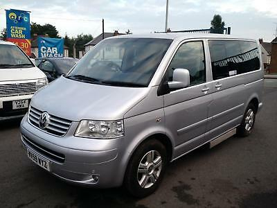 Volkswagen Caravelle T5 GM Coachwork Colorado disability conversion
