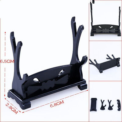 1/6 Scale Weapon Gun Sword Display Stand Holder Model DIY Scenery Accessories
