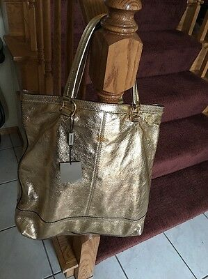 Authentic Burberry London Bag Purse Tote Purse Nwt Gold Limited Edition Rare 82f9969a44a0c