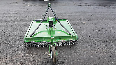 6ft Slasher HEAVY DUTY DECK, 1YR G/BOX WARRANTY - AgKing Tractors and Implements