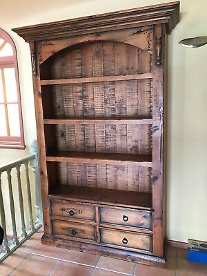 Bookcase 2.1 x 1.4 Colonial Oregon with drawers