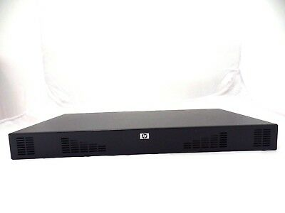 HP IP Server Console KVM Switch G2 + Virtual Media & CAC AF620A 578714-001