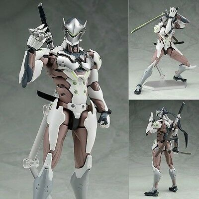 Figma 373 Overwatch Genji action figure Max Factory (100% authentic)