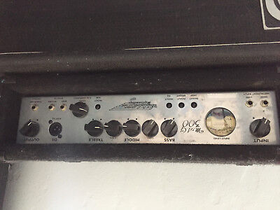 Ashdown Engineering Mag 300 Bass Amp (St5019425)