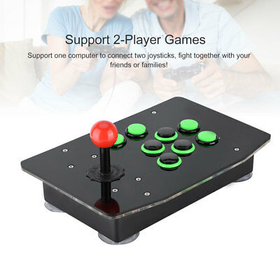 PC USB Fighting Game Konsole Stick Arcade Joystick Controller für Arcade Spiel