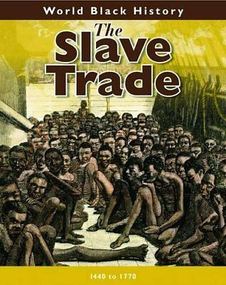 SLAVE TRADE (World Black History) by Herr, Melody Book The Cheap Fast Free Post