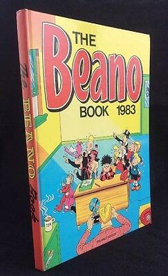 The Beano Book Annual  1983