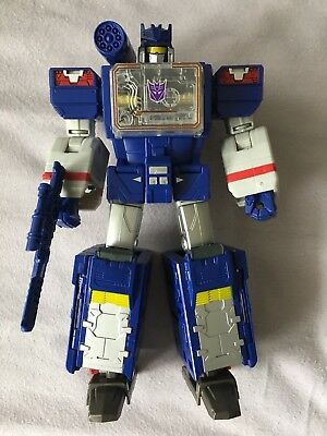 Transformers Titans Return SOUNDWAVE Decepticon Hasbro Leader Class