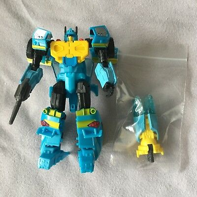 Transformers Thrilling 30 NIGHTBEAT & BLZ-07 Untraceable Pieces Custom Kit