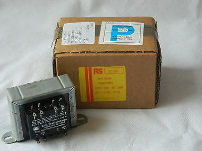 RS 20VA Mains Transformer, 120/240 Primary, 15V Secondary [3R7B]