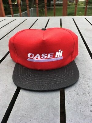 Vintage Case IH Hat Made In The USA NOS