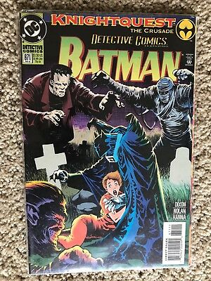 Detective Comics (1937 1st Series) #671, 672 - 8.0 VF - 1994