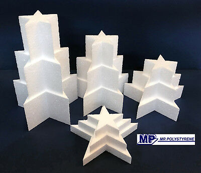 Cake Dummy Straight Edge Polystyrene Variouse Size, Depth And Shape