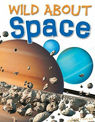 Wild About Space by Sue Becklake Book The Cheap Fast Free Post