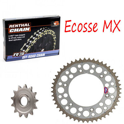 Renthal Front Sprocket 14 Tooth for Yamaha YZ250F 2001-2018