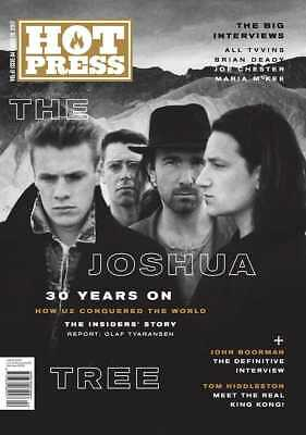 The Joshua Tree 30 Years On: How U2 Conquered The World