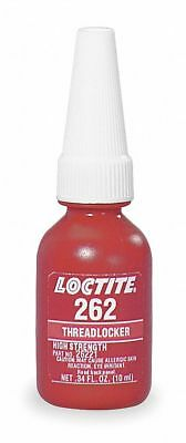 Loctite 26221 High Strength 262 Threadlocker, 10ml
