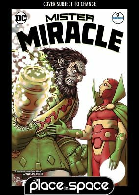 Mister Miracle, Vol. 4 #9A (Wk24)