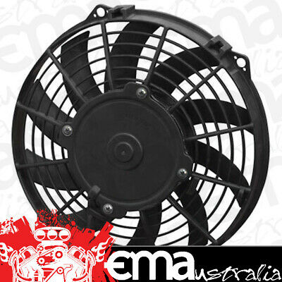 "9"" Electric Thermo Fan (590 cfm - Pusher Type With Curved Blades) (SPEF3527)"