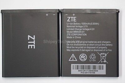 Wholesale Lot x50 OEM ZTE Battery for Quest Uhura Quest N817  MM8005-01 1500mAh