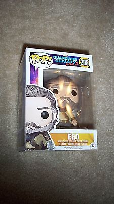 Funko Pop Guardians Of The Galaxy 2 - Gotg 2 - Ego Vinyl Figure #205 New In Box