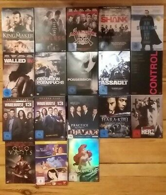 20 Pappschuber (Warehouse 13,Lawless,Shank,usw.)